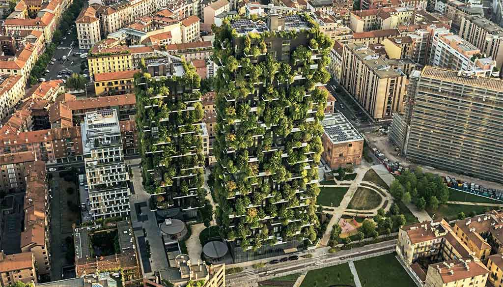 edifici bosco verticale