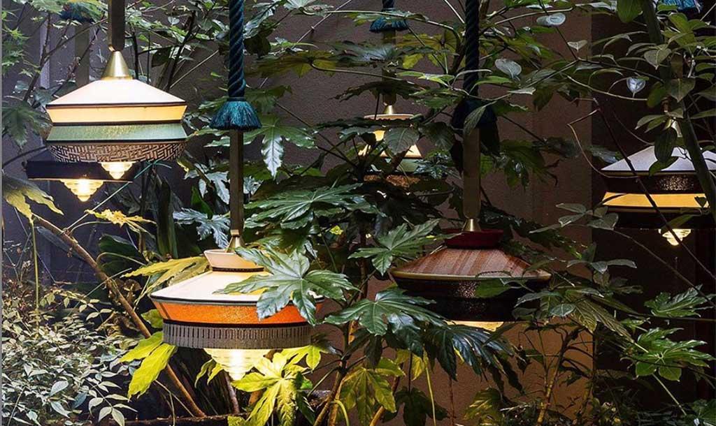 lampade sospese artigianali