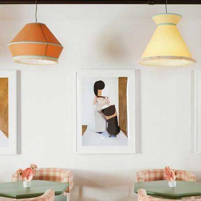 lampade sospese colorate design