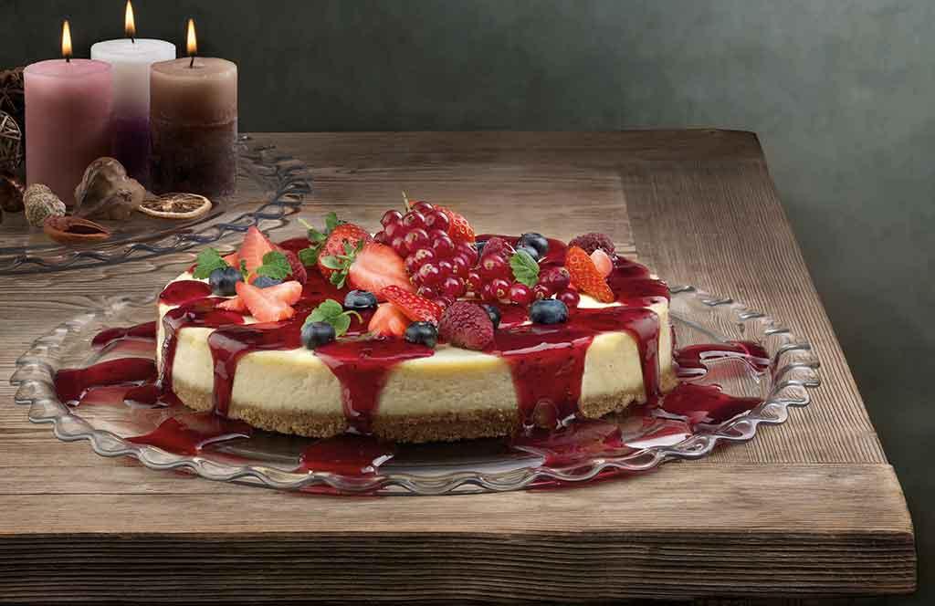 piatto tondo torta