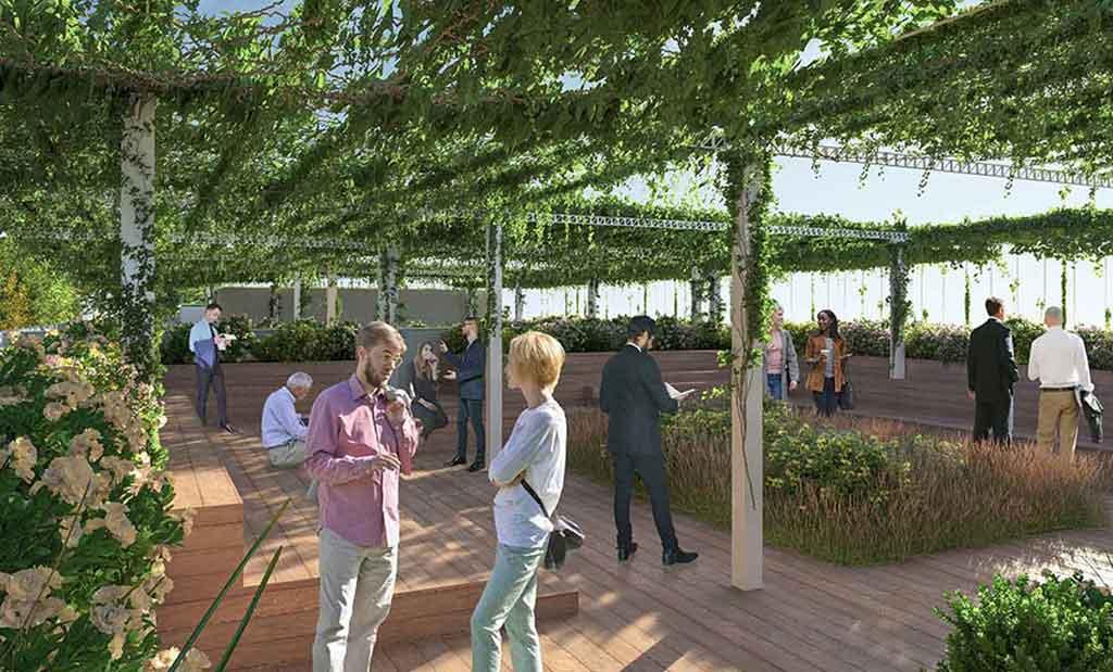 progetto giungla urbana prato