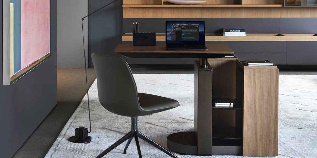 scrivania salvaspazio design