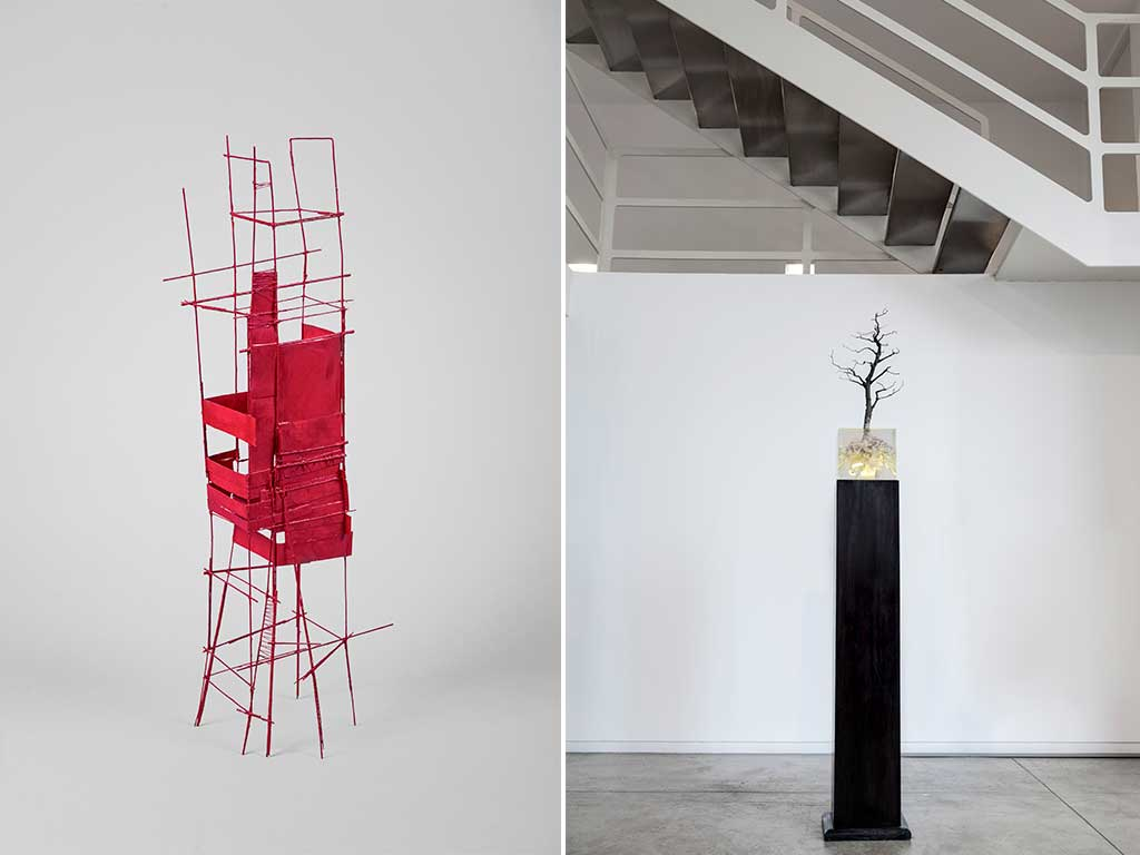 sculture design mostra superstudio