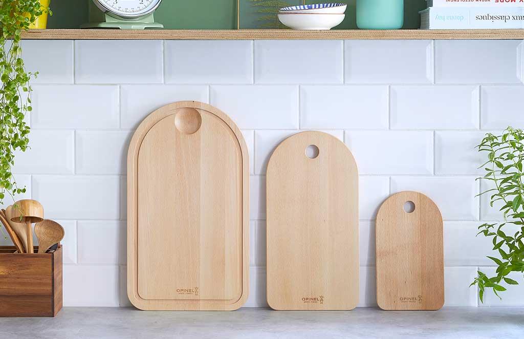 taglieri legno faggio lato tondo