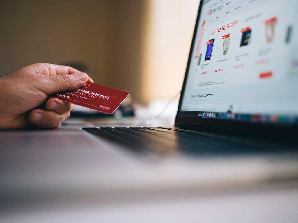 carta credito acquisto online
