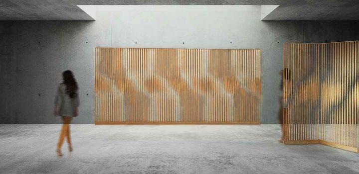 Design e bambù