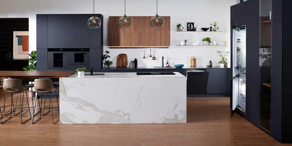 cucina design elettrodomestici induzione
