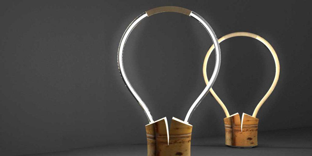 lampada eureka design