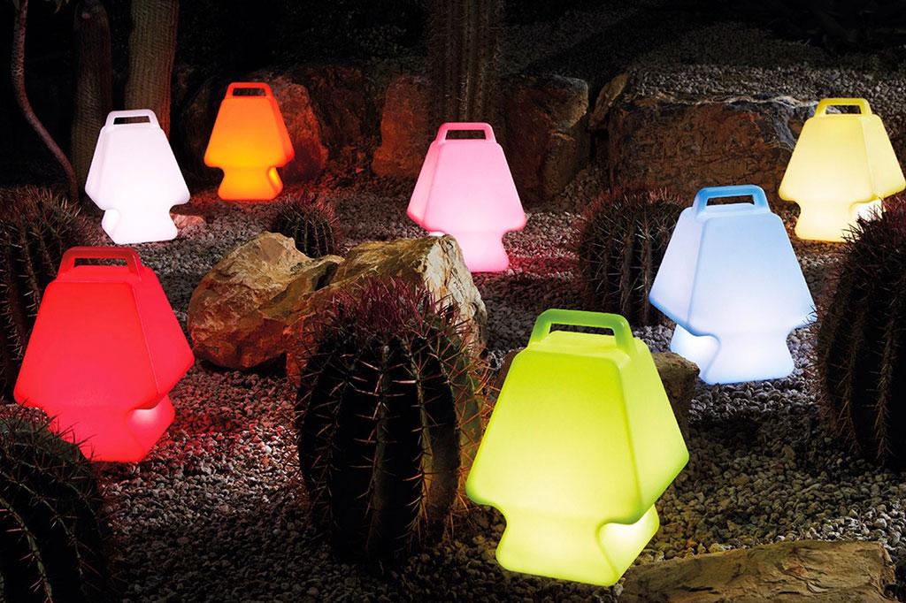 lampada portatile pret a porter