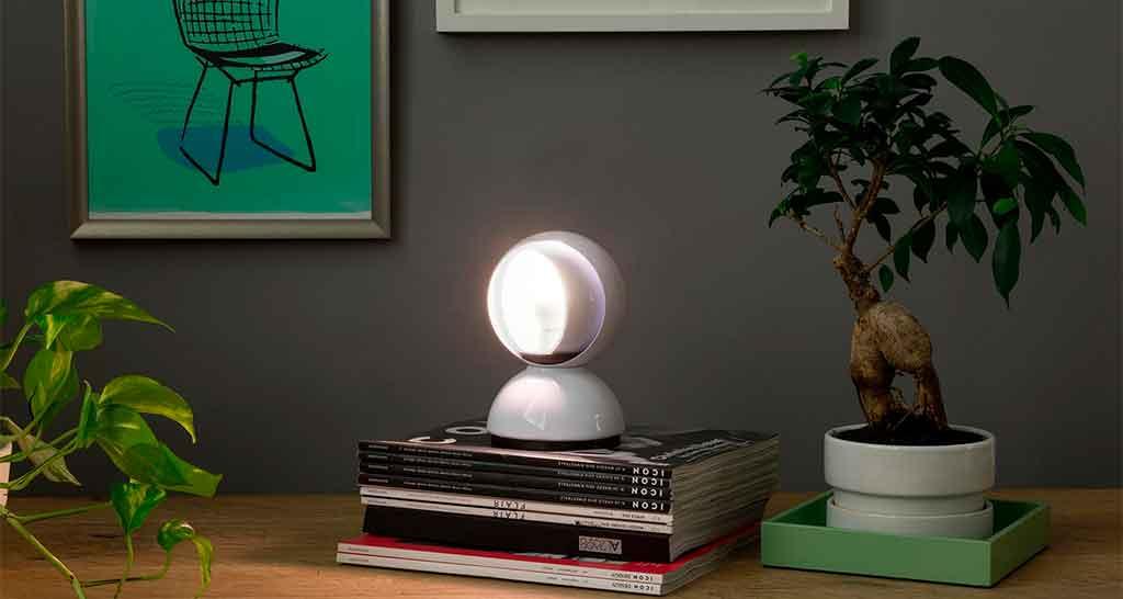 lampada tavolo eclisse