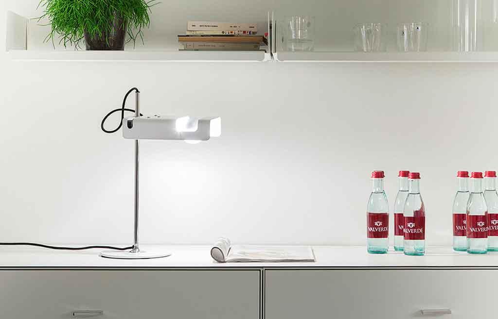 lampada tavolo spider