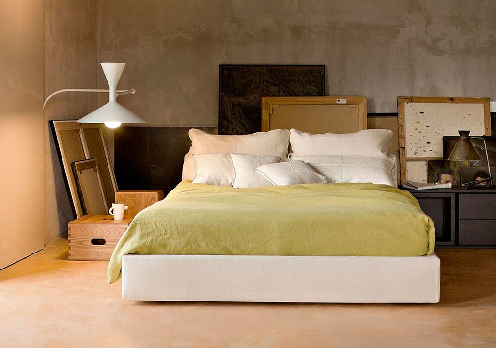 lampada parete design camera letto