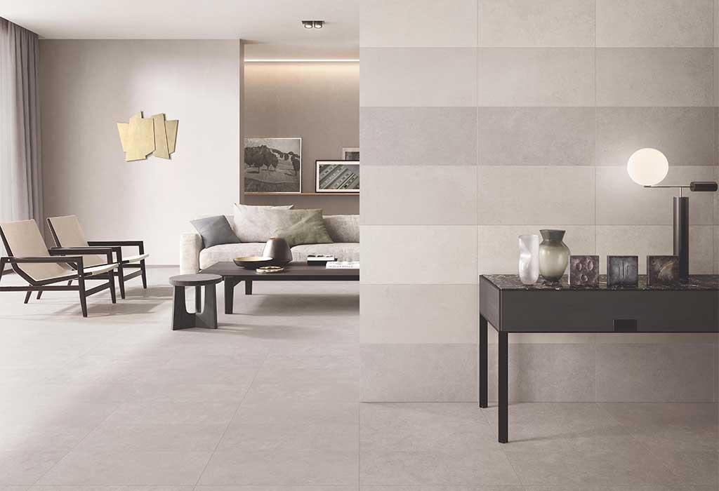 pavimento rivestimento ceramica chiaro