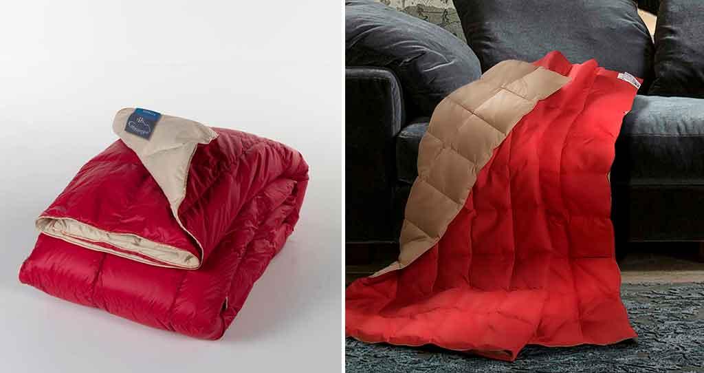 plaid piuma soft divano