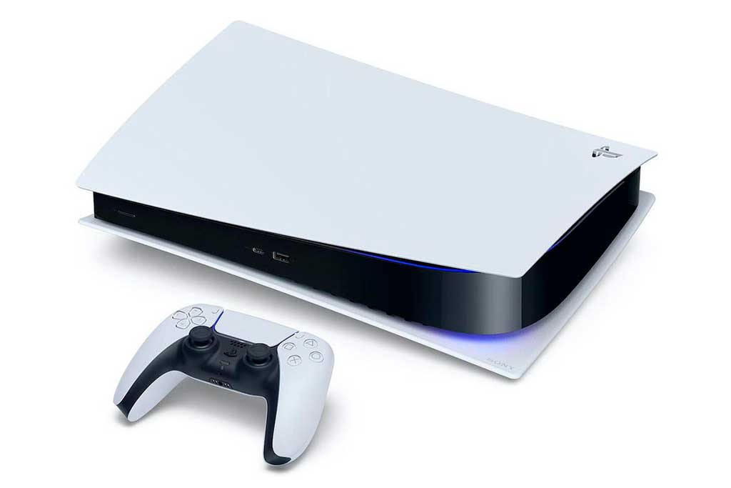 playstation 5 white