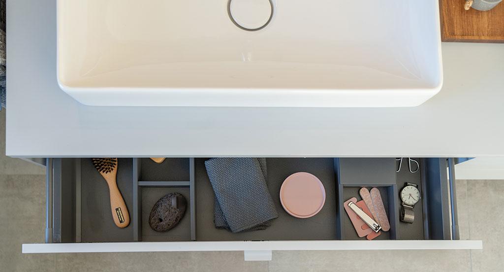 separatori cassetto bagno