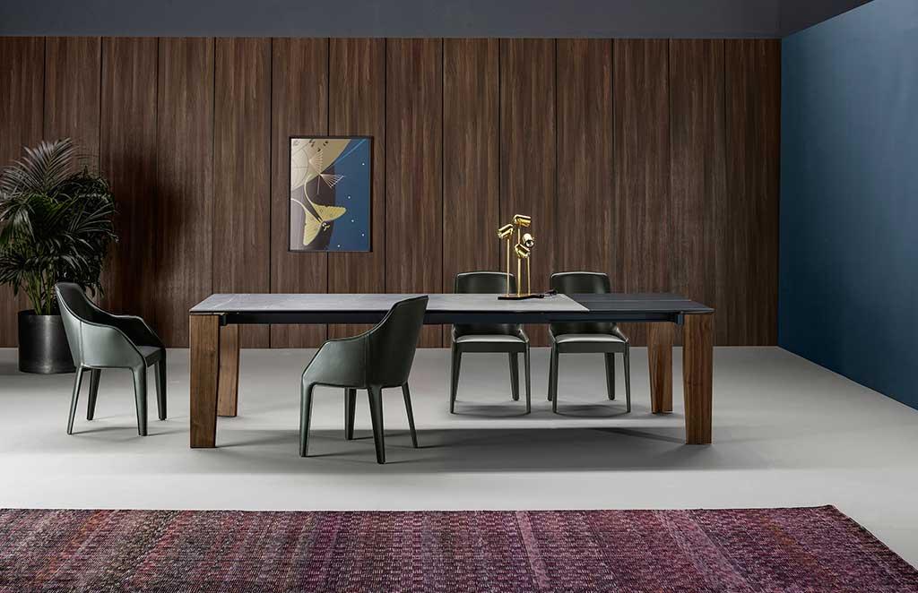 tavolo aperto piano ceramica