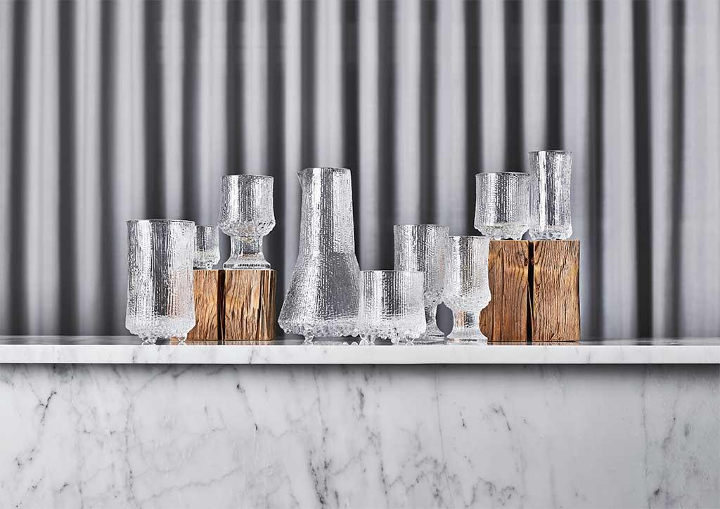 brocche e bicchieri design