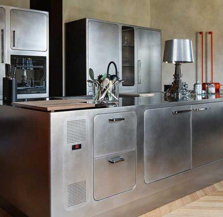 Cucina a vapore – l'anima di Frigo2000