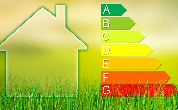 etichettatura energetica casa