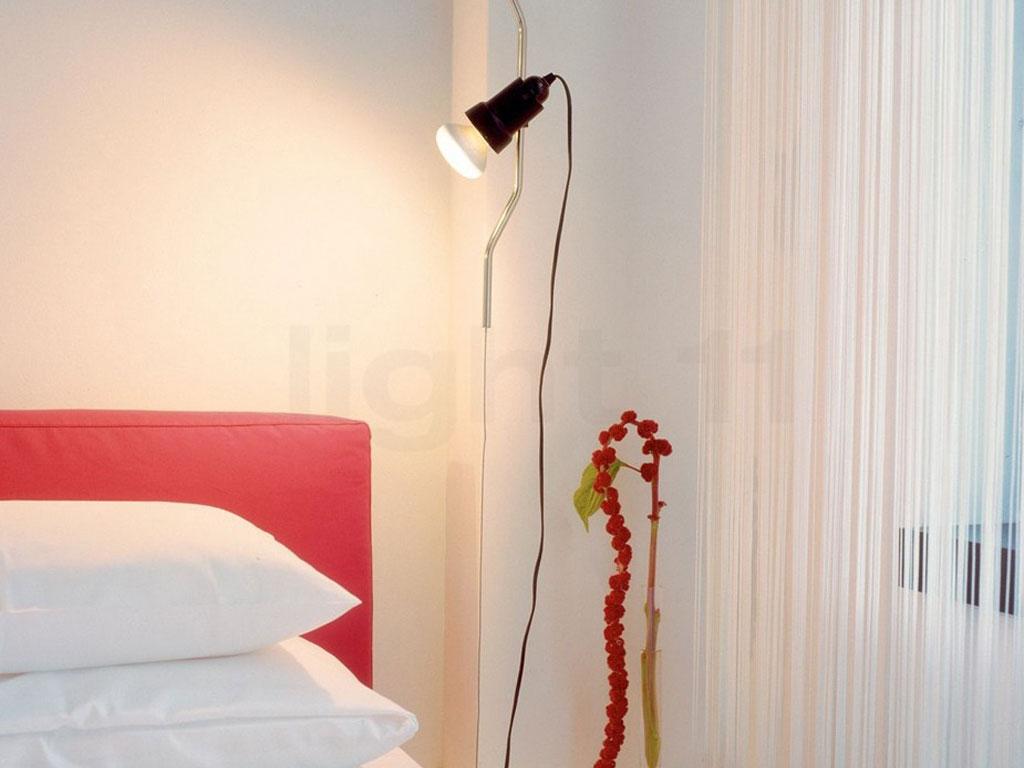 lampada parentesi design Castiglioni