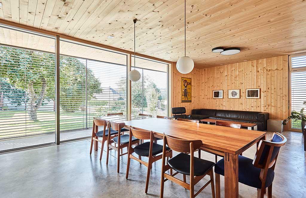 living casa legno bio