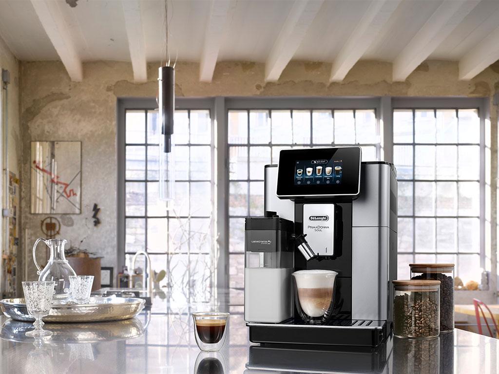 macchina caffè espresso automatica