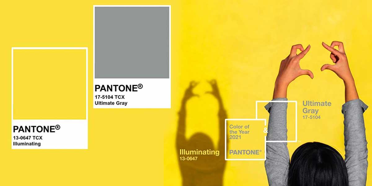 Colori Pantone 2021- nel segno del design | La casa in ordine