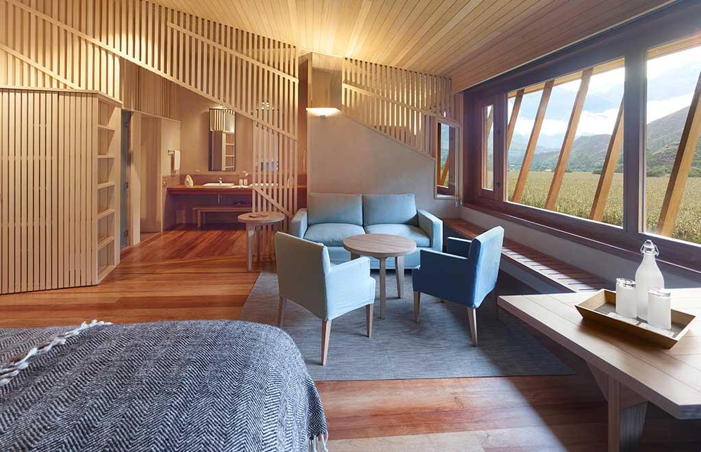 suite hotel legno peru
