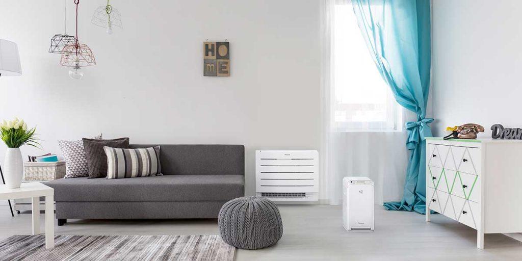 climatizzatore pavimento living