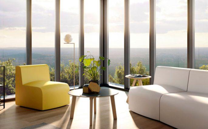 divano e poltrona soft plastic