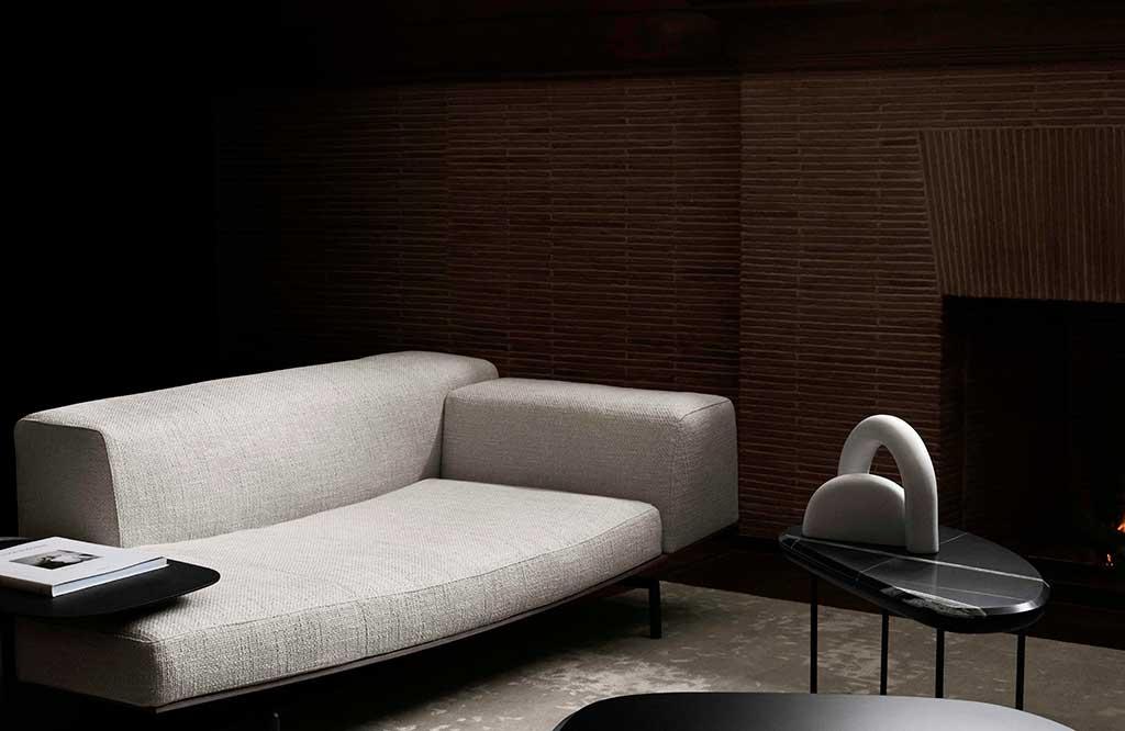 divano sumo grigio