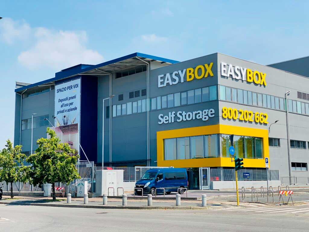 easy box esterno