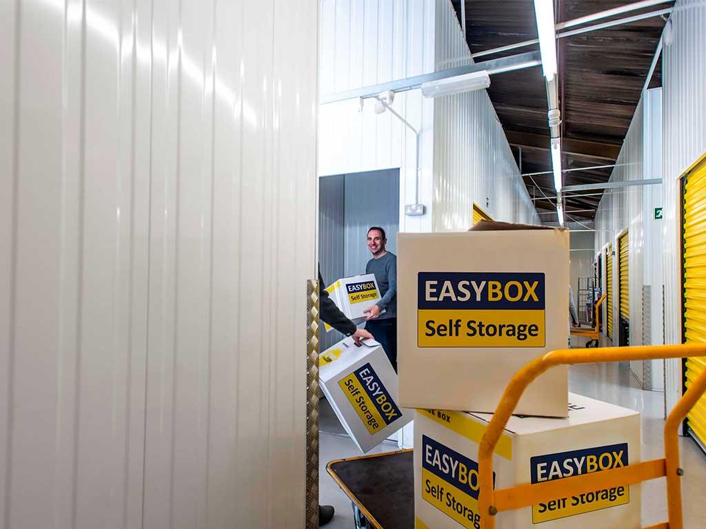 easy box interni
