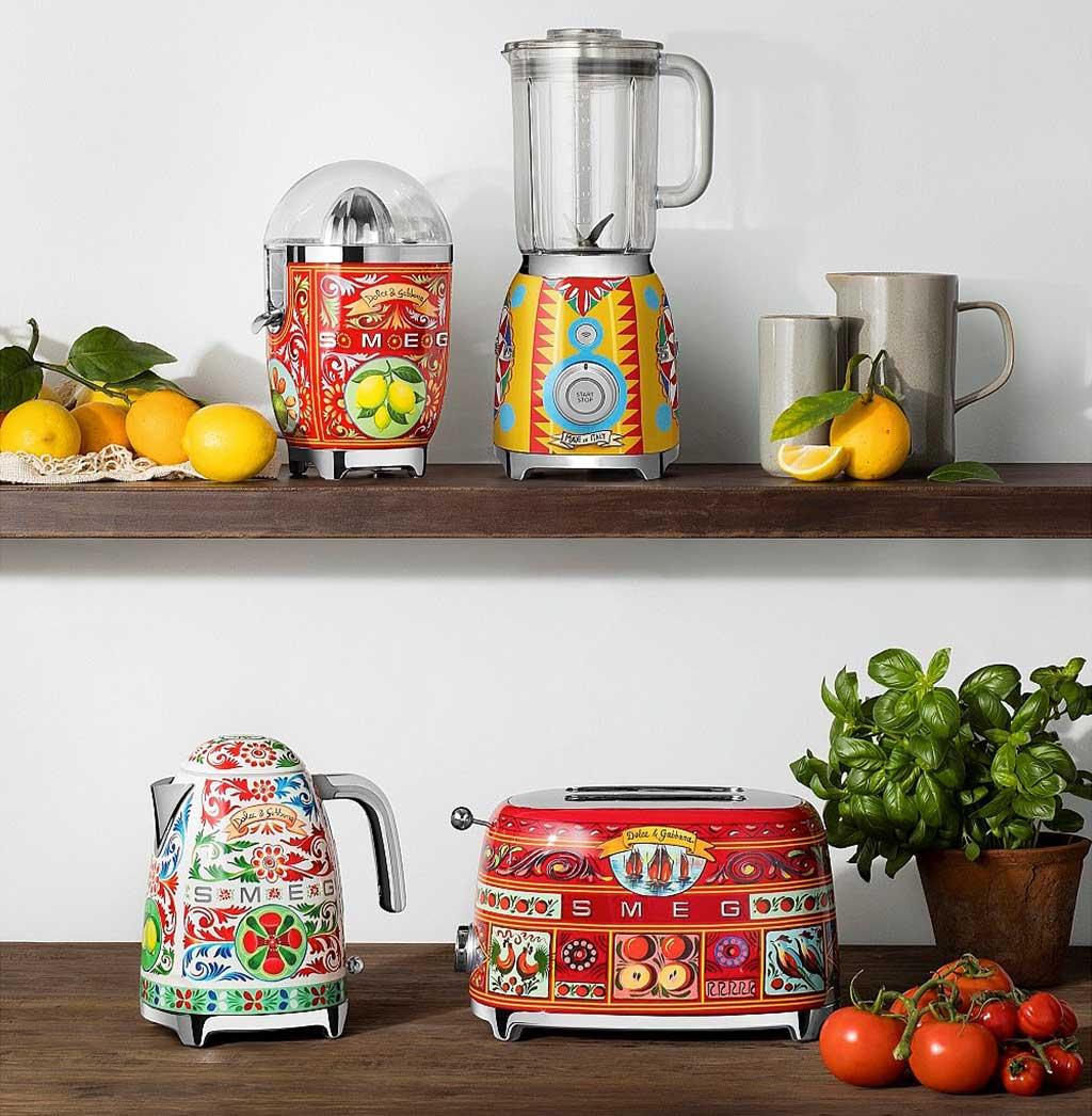 elettrodomestici-cucina-decorazioni-siciliane