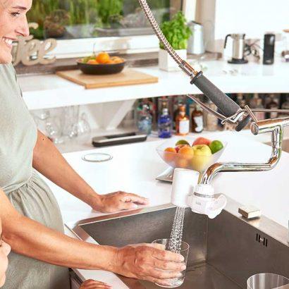 filtro acqua rubinetto cucina