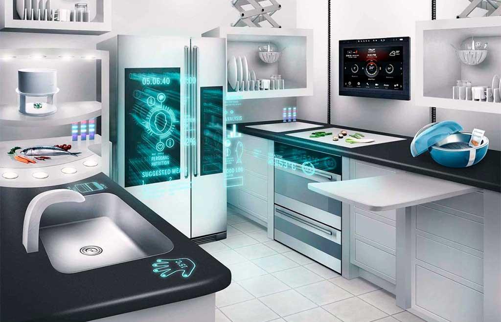 intelligenza artificiale cucina