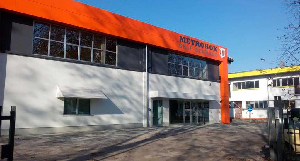 metrobox storage esterni