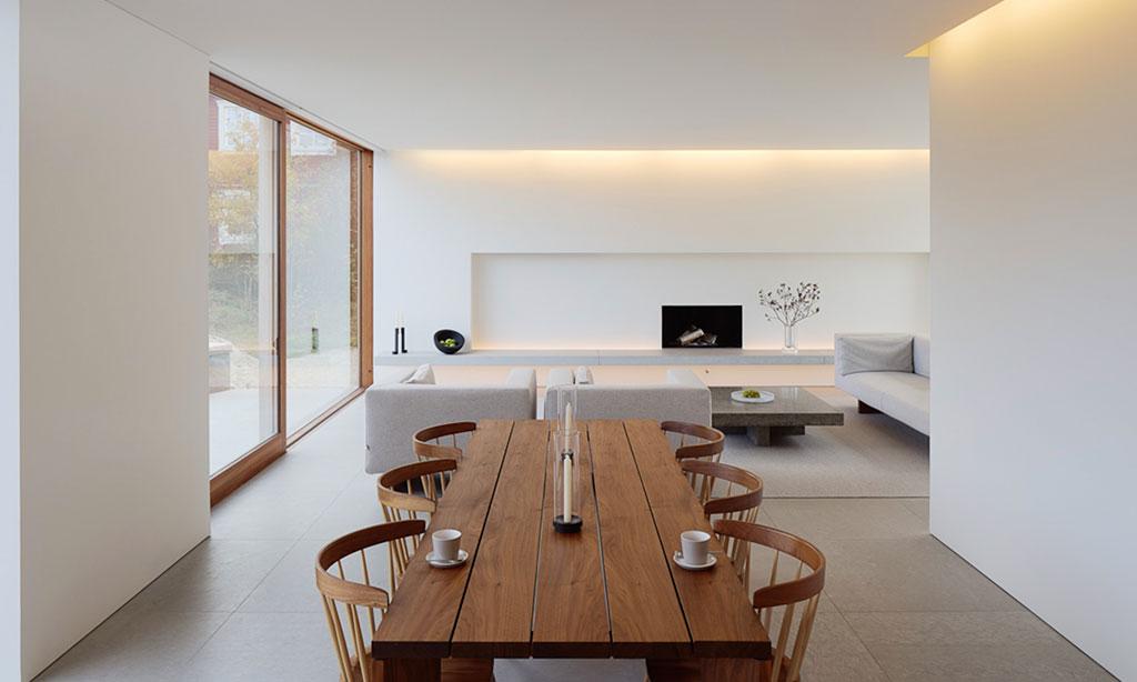 progetto john pawson stoccolma casa
