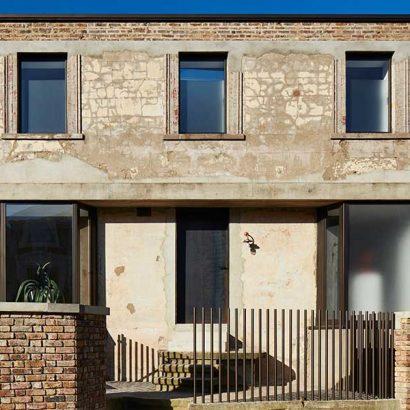 casa ristrutturata hackney londra