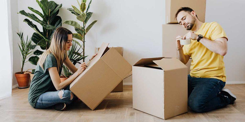 scatoloni fare trasloco