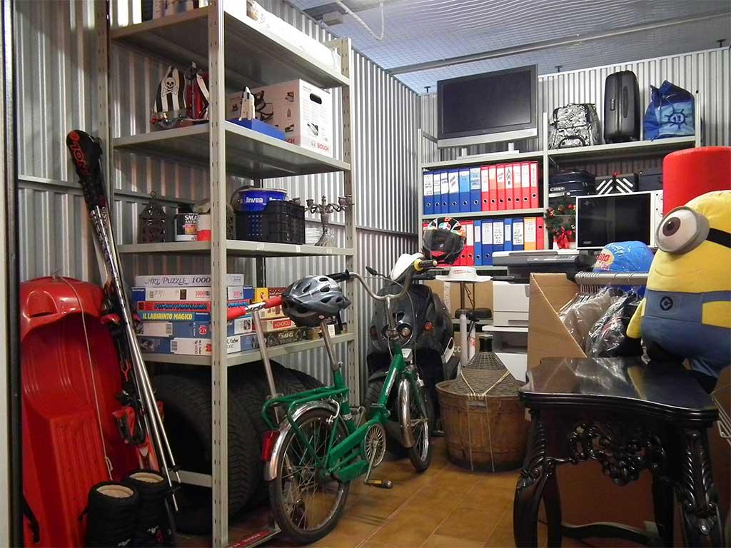 self storage romagna interno box