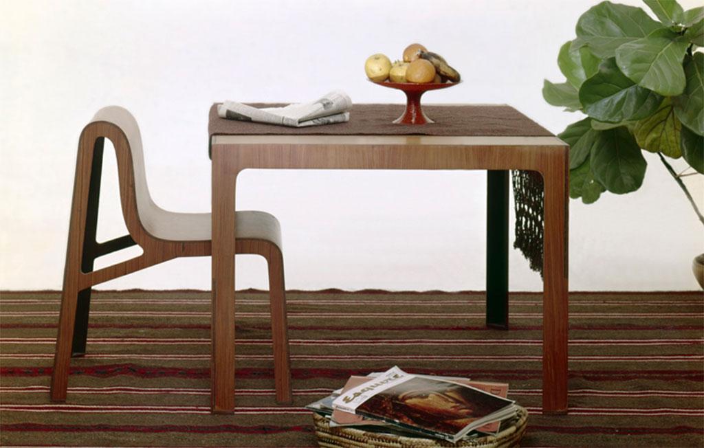 tavolo cartesius mario bellini