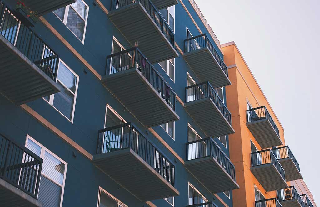 facciate balconi