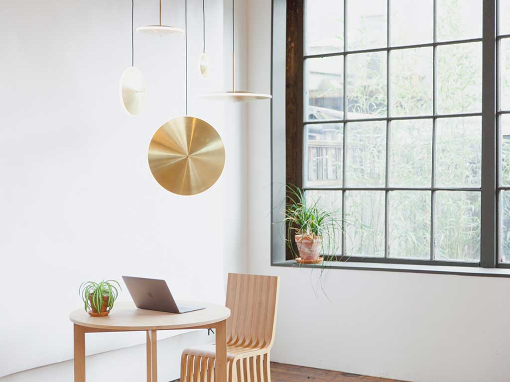 lampadari ottone design