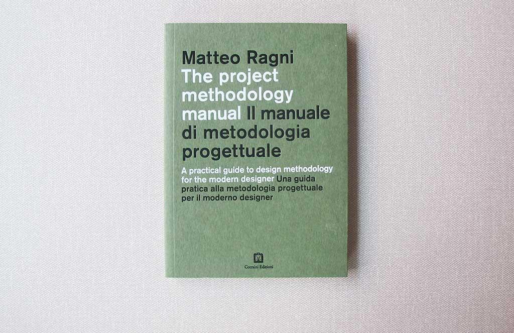copertina manuale progettuale matteo ragni