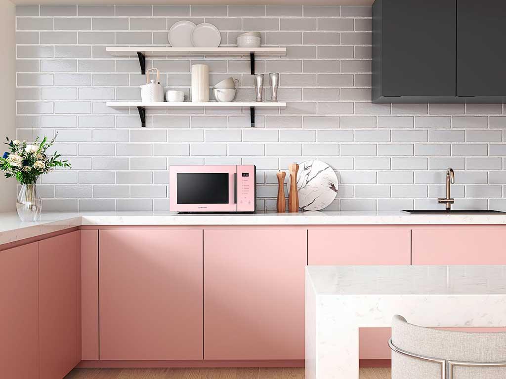 microonde rosa