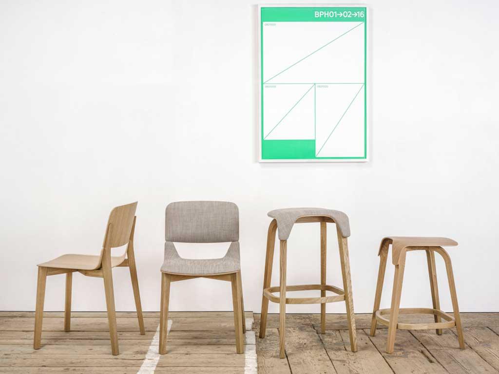 sedie e sgabelli legno