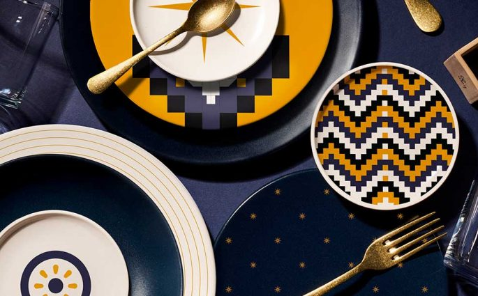 tableware artigianale design