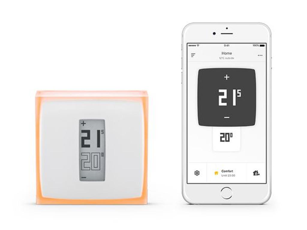termostato intelligente neatmo